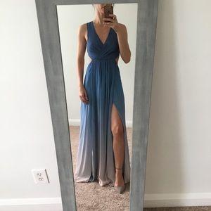 Blue Jetset Diaries Dress
